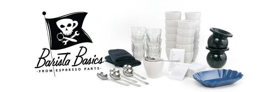 Coffee Cupping supplies from espresso parts