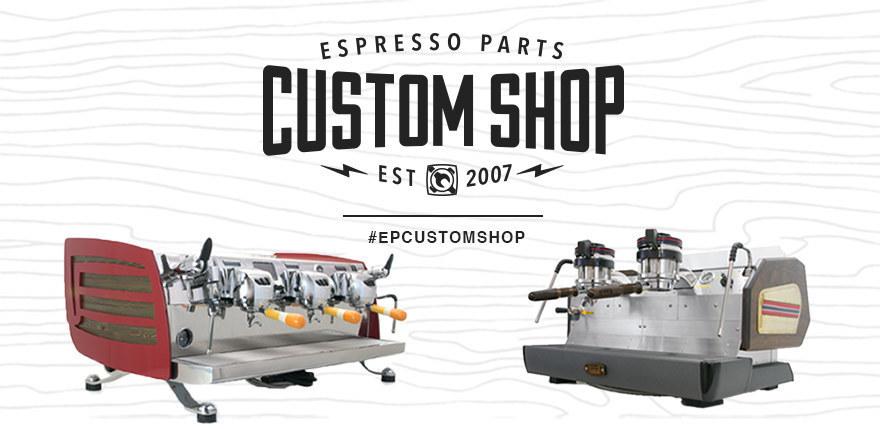 Custom Shop Header