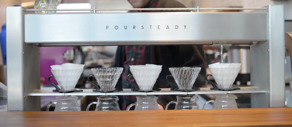 Poursteady Pour Over