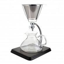 Silverton Coffee/Tea Dripper with Stainless Cone Filter