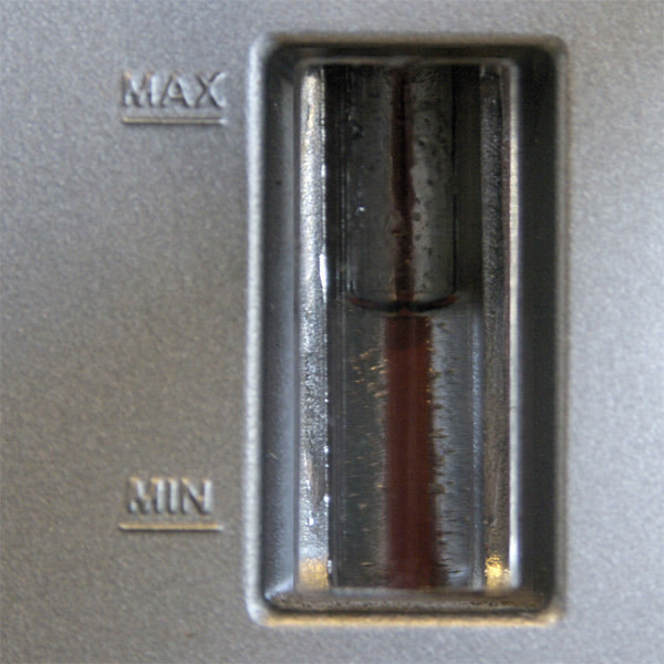 Espresso Mcahine Sight Glass